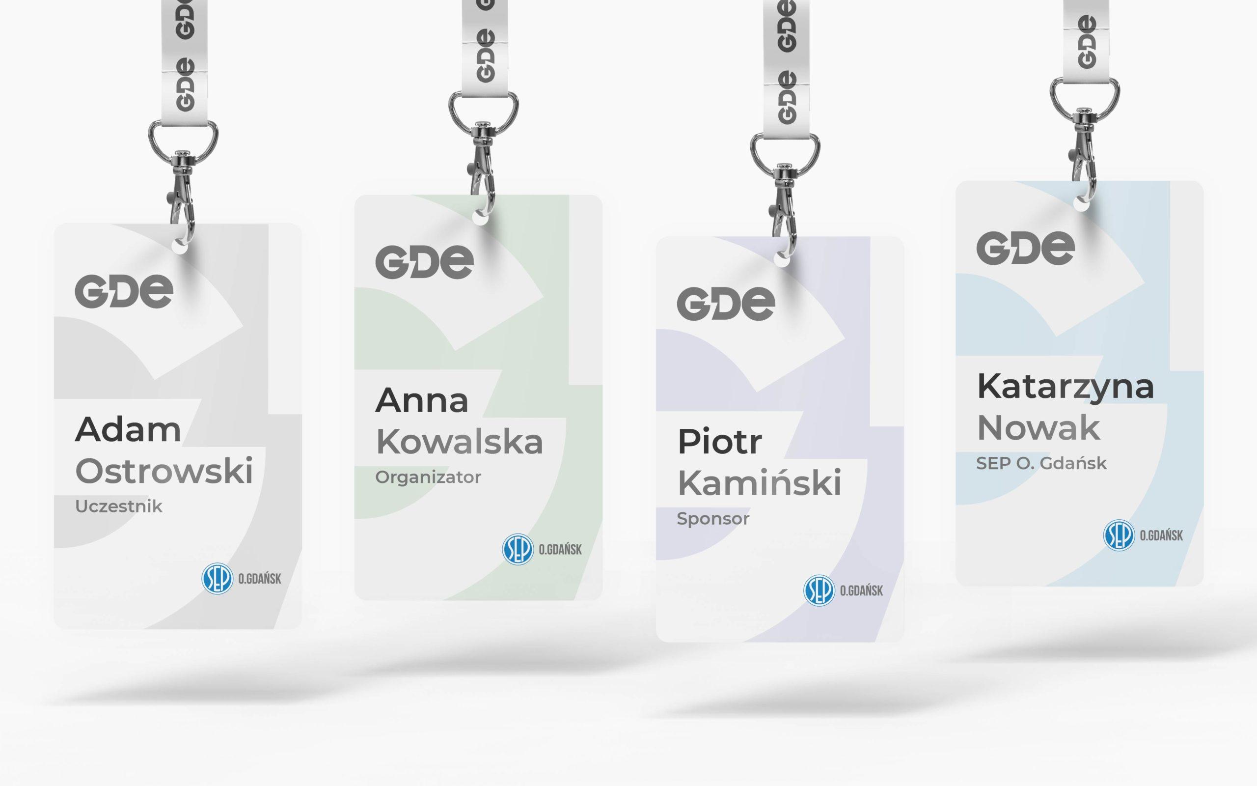 GDE 2019 - Badge